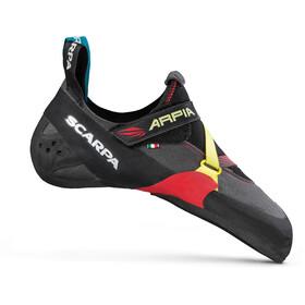Scarpa Arpia Climbing Shoes Herr black-red